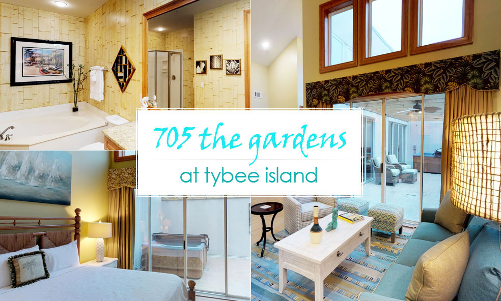 705 The Gardens at Tybee Island